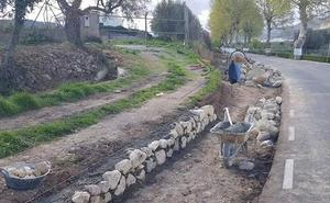 Un corazón de acero «gigante» presidirá la entrada a Fondón