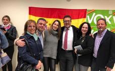 Juan José Ibáñez encabeza la lista electoral de Vox en Adra