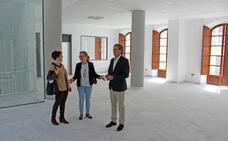 Berja estrena biblioteca en el edificio más señorial de su casco antiguo