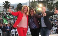 Susana Díaz: «Teresa ha sabido sumar el talento de los mejores»