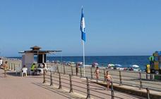 La costa de Adra lucirá cuatro Banderas Azules este verano