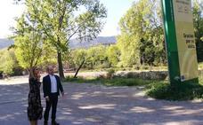 Fondón reclama a la Junta que encauce el río Andarax a su paso por Fuente Victoria