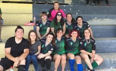 Abril «histórico» para el club de rugby Marrajos de Adra
