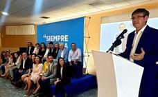 Cortés repite como candidato en Adra con el reto de lograr mayoría absoluta