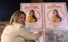 Esther Gómez plantea un debate entre los seis candidatos