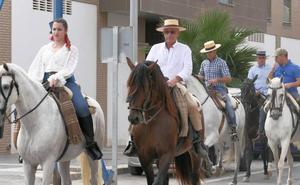 El caballo, protagonista este fin de semana en Adra