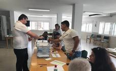 Normalidad en la jornada electoral de la Baja Alpujarra