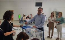 José Carlos Lupión toma las riendas del Ayuntamiento de Berja