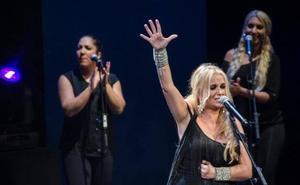 La Húgara, en concierto en Adra