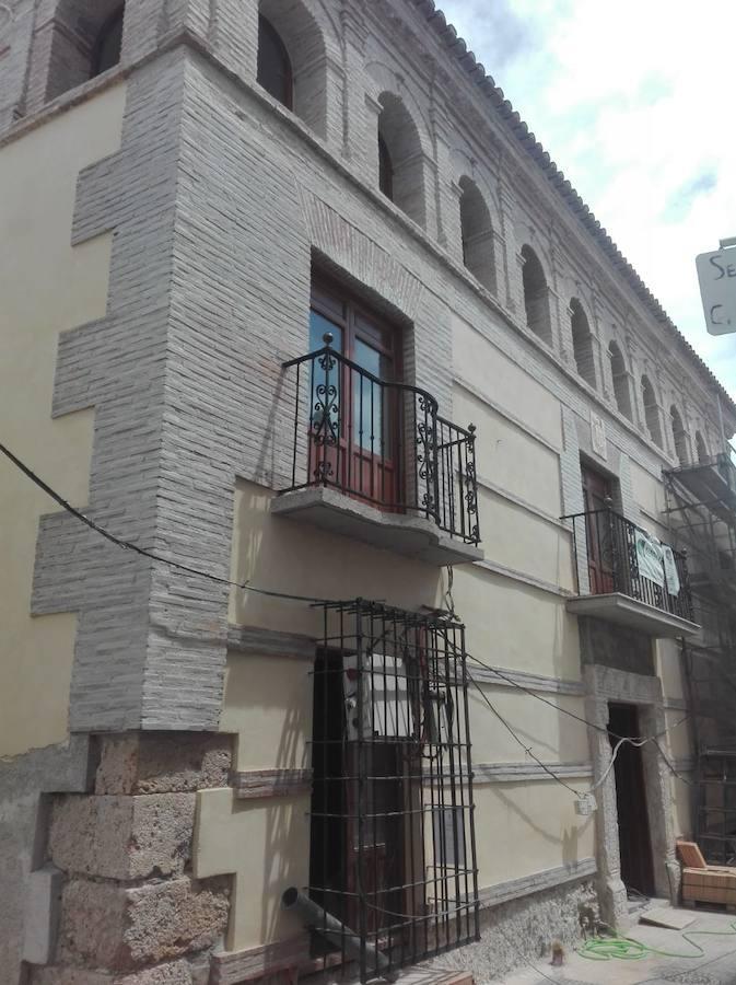 Así es la casa palaciega más señorial de Laujar de Andarax