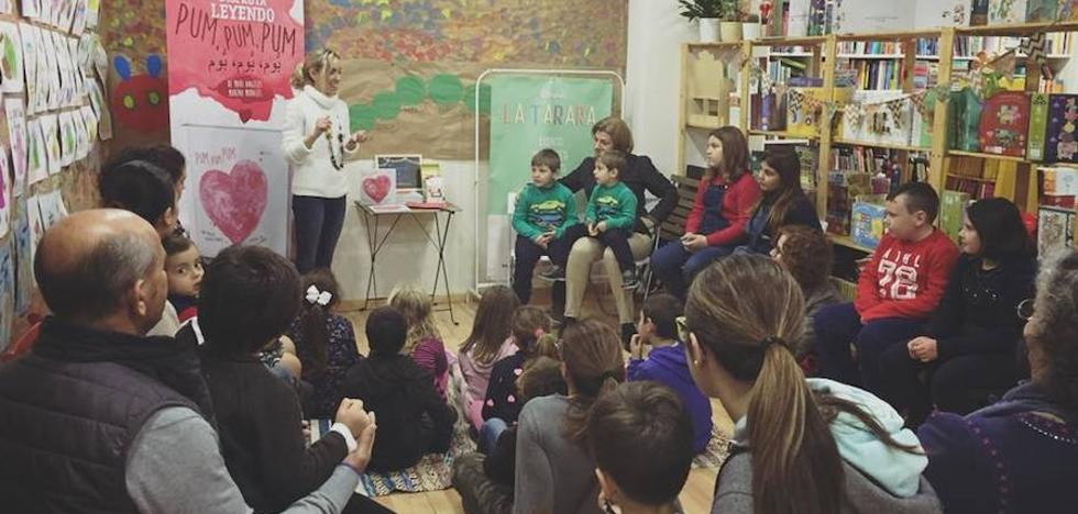 Dibujo, lectura y escritura creativa en los talleres de La Tarara