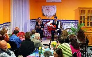 Nuevo recital flamenco de la peña Adra Fenicia