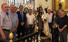La Virgen del Carmen regresa con sus marineros