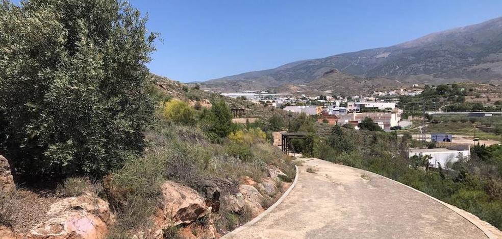 El Parque de la Alpujarra de Berja, bajo videovigilancia