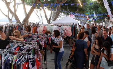 Adra celebra su Mercado Marinero entre el 18 y 20 de julio
