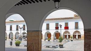 Berja concentrará su Feria del Mediodía en la Plaza Porticada