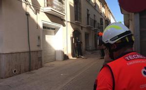 Encuentran el cuerpo sin vida del obrero de Berja entre los escombros de una vivienda