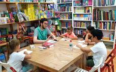 Talleres de dibujo, lectura y escritura en La Tarara