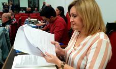 Plataforma por Adra denuncia en el juzgado el sueldo de los concejales liberados