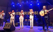 «Amamos nuestro país y hacemos gala de nuestros valores en cada concierto»