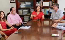 Carmen Crespo anuncia la segunda fase de limpieza del río Adra para «finales de 2019»
