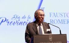 Pésame institucional por el fallecimiento de Fausto Romero