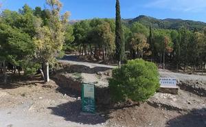 Berja pide financiación para habilitar un «sendero accesible» en el parque periurbano de Castala