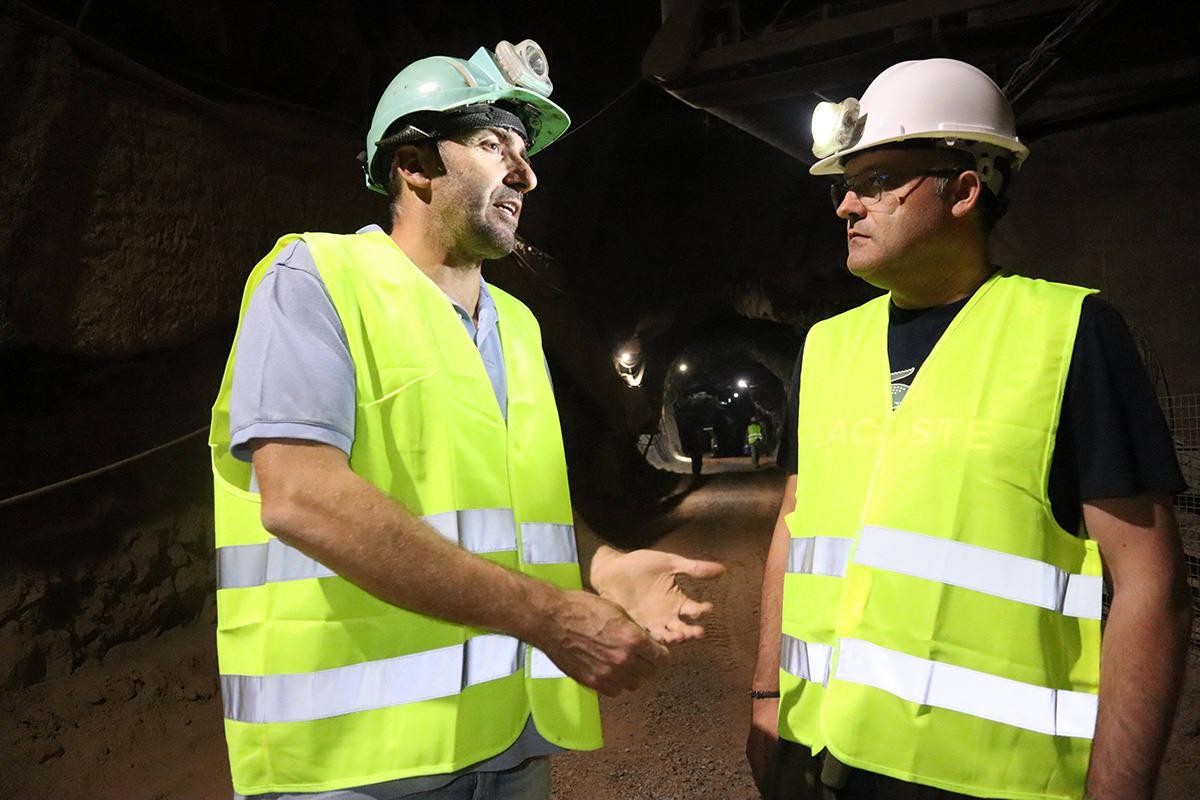 Se busca personal para trabajar en las minas de Berja