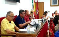 PP y Vox protagonizan en Adra su primera bronca en sesión plenaria