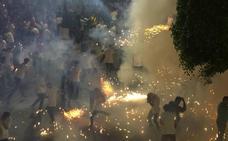 Dalías brinda hoy seis toros de fuego al Cristo de la Luz