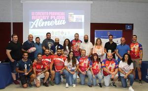 Pintarrojas, campeonas en el Circuito de Rugby Playa