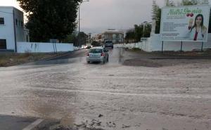 Berja traslada la «urgencia» de levantar un puente en las ramblas de Alcaudique y Benejí