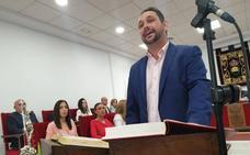 Sergio Aguilar cede el testigo a Ismael Torres en el Grupo Municipal Socialista