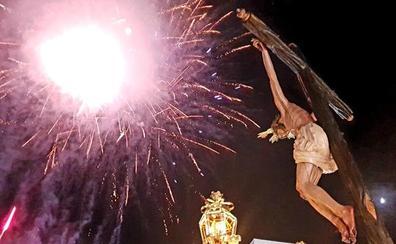 Dalías, a los pies de su Cristo