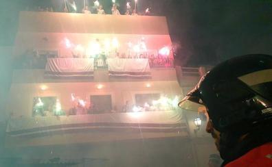 Dalías pone fin a las fiestas «más seguras y multitudinarias» de la última década