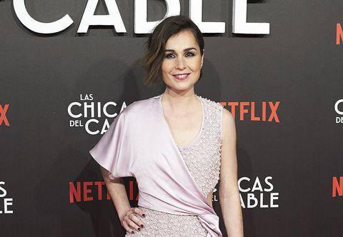 Nadia de Santiago pasará por la alfombra roja del Festival de Cine de Berja