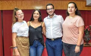Francisco José Hernández, nuevo responsable de Juventudes Socialistas en Adra
