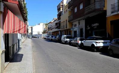 Berja inicia los trámites para remodelar de forma integral la Carrera de Granada