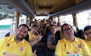 Una empresa de Adra se hace cargo del transporte del club Abdera Fenicia