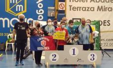 Abdera Fenicia, campeón de Andalucía en el torneo de fútbol sala adaptado