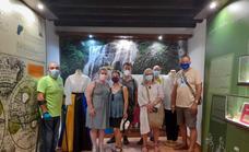 El Centro Hispano Filipino de Laujar recibe más de 2.200 visitas en menos tres meses