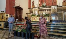 La Hermandad del Cristo de la Luz convoca por primera vez una ofrenda de nardos
