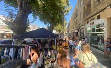 El comercio virgitano revitaliza las compras con 'De Berja al cielo'
