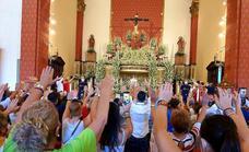 Dalías se cubre de pólvora para celebrar el día grande de su Cristo