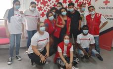 Cruz Roja aplaude la labor de los jóvenes que hicieron posible la Escuela de Verano