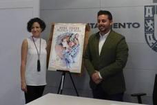 Un cartel de Isabel Padilla anunciará la Feria de Septiembre