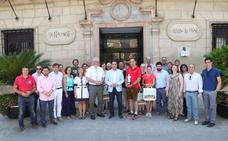 Lohfelden visita a Alcalá por los 10 años de hermanamiento