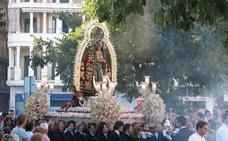 Los cultos a la Patrona dan significado a la tradición y aumentan la convivencia