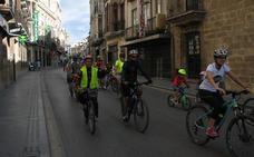 El Día de la Bicicleta llenó las calles de alegría