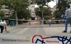 Mañana deportiva en Alcalá la Real